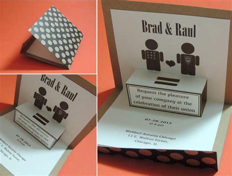 surat undangan pernikahan terunik desain grafis