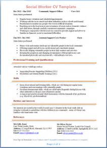 resume for social services resume sle social worker resume exle social work resume format social service worker