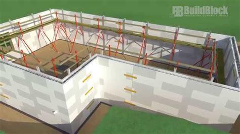 Building a BuildBlock ICF Basement   YouTube