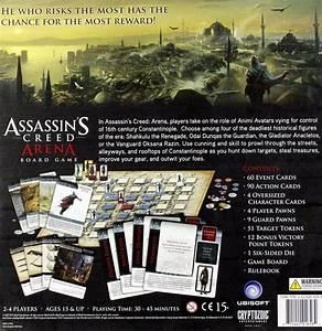 Assassin's Creed: Arena kan købes her. Fragt 25 kr. UDGÅET!!!