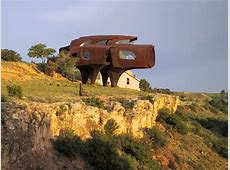 The Steel House, Ransom Canyon, TX, USA Strange, Weird