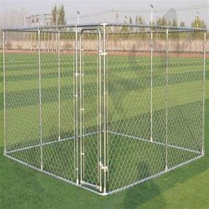 4m x 4m x 183m pet enclosure dog kennel pet run animal for Dog fence enclosure