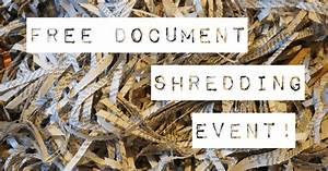 free document shredding event in livermore explore livermore With who shreds documents for free