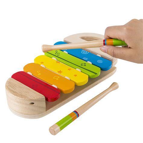 Rainbow Xylophone   E0302   Hape Toys