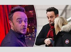 Ant McPartlin admitted to drugtaking in the past 'We're