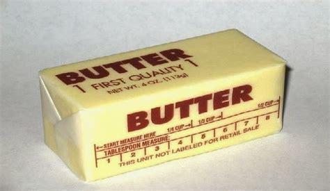 butter  margarine  big fat butter lie