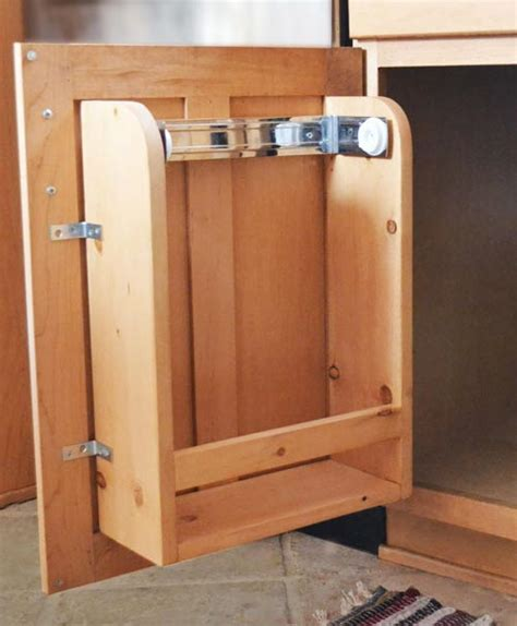 The Door Cabinet Storage by Rv Cabinet Storage Door With Paper Towel Holder And Shelf