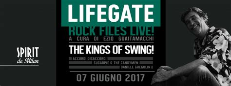 lo swing perfetto rock files live di lifegate spirit de milan 07 06