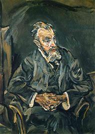 Oskar Kokoschka Artist