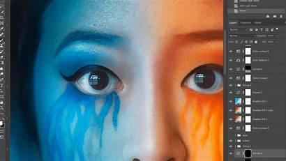 Iris Seth Natalia Eye Change Artist Paint