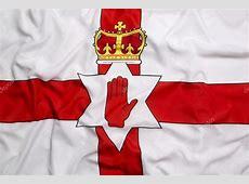 Bandiera dell'Irlanda del Nord — Foto Stock © kb