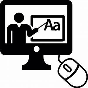 Computer, online, education, internet, technology, teacher ...