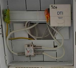 Prise Tableau Electrique : univers freebox voir le sujet raccordement de la freebox sur dti ~ Melissatoandfro.com Idées de Décoration