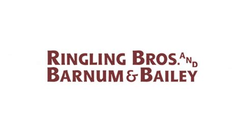 Ringling Bros and Barnum & Bailey logo 2 - YouTube