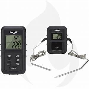 Kugelgrill Mit Thermometer : froggit wetterstationen shop grillthermometer ~ Michelbontemps.com Haus und Dekorationen