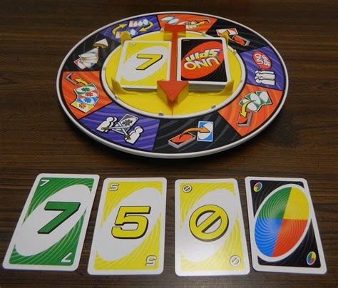 Check spelling or type a new query. UNO Spin Card Game Review and Rules   Geeky Hobbies