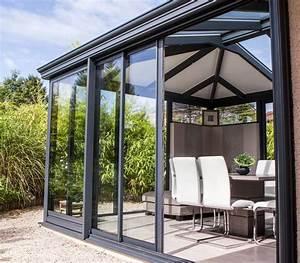 ouvertures veranda With maison en 3d gratuit 13 veranda moderne noire grandeur nature