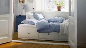 Lit Ikea 2 Personnes : photos canap lit gigogne ikea ~ Teatrodelosmanantiales.com Idées de Décoration
