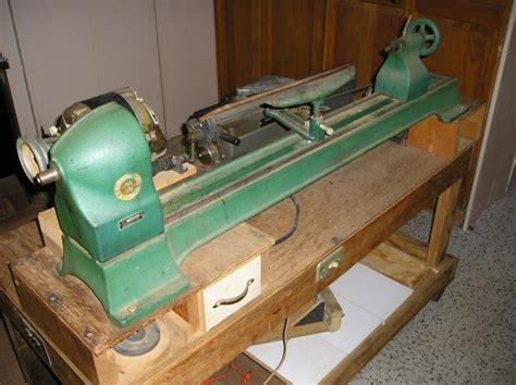 finding info  montgomery ward wood lathe