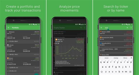 cryptocurrency apps  android