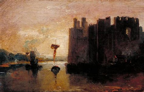 caernarvon castle joseph mallord william turner