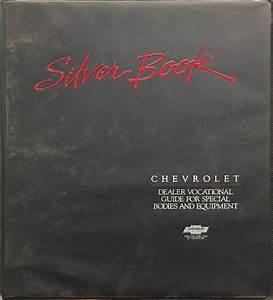 1989 Chevy C  K Pickup Wiring Diagram Manual Original