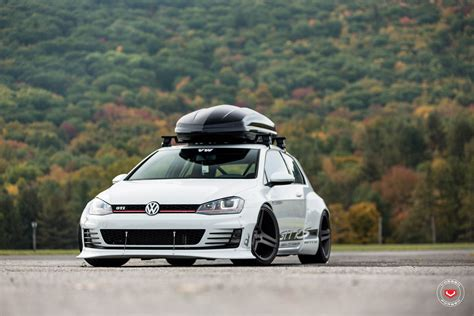 Meet the one-of-a-kind VW Golf GTI RS - Biser3a