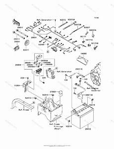 2008 Teryx 750 Wiring Diagram