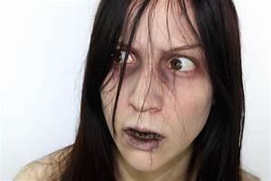 Maquillage D Halloween Pour Fille : maquillage d halloween petite fille poss d e ~ Melissatoandfro.com Idées de Décoration