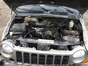 Used Parts 2006 Jeep Liberty 4x4 3 7l V6 42rle Automatic