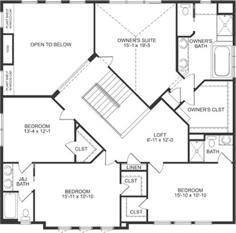 House plans with walkout finished basement   Home design