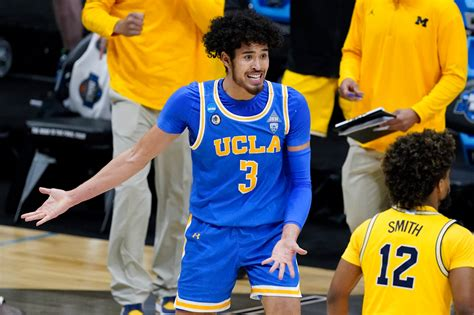 UCLA's Juzang could be first Asian American NBA lottery ...