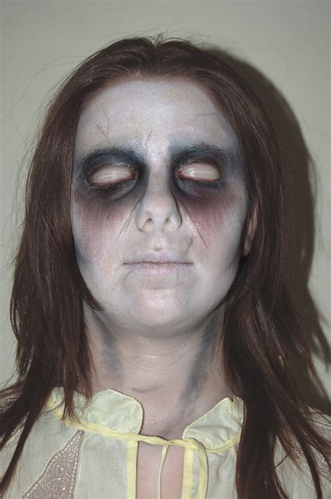 scary ghost halloween makeup ideas  wow style