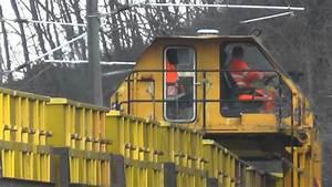Sanierung Bahnstrecke Leibnitz Spielfeld Mit Plasser  U0026 Theurer Gleisbau M U00e4rz 2015 Teil 1  6
