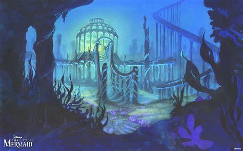 mermaid wallpaper mermaid disney animation adventure Underwater
