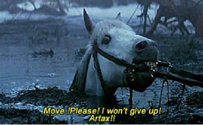 Never Ending Story Artax Movies Sadness Swamp