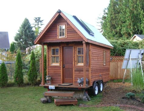 How Much Do Tiny Houses Cost Dee Williams Tiny House With