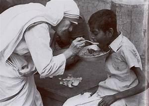 Helping needy