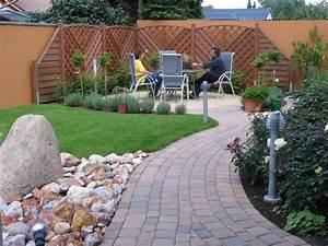 Wege Im Garten Anlegen : so sieht der fertige rustikale garten aus ~ Buech-reservation.com Haus und Dekorationen