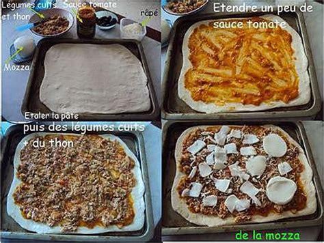 pizza hervé cuisine recette de la pâte à pizza d 39 hervecuisine et la pizza