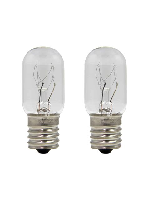 lava l light bulb type 5015 15 watt light bulb 2 pack lava l