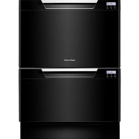 dddcb fisher paykel double dishwasher drawer wrecessed handles