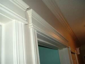 Interior window and door trim copyright rjb creative for Interior doorway trim ideas