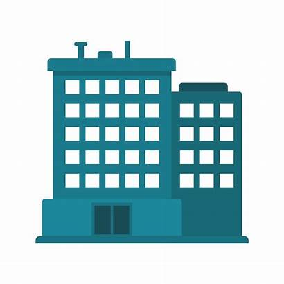 Icon Office Vector Building Hotel Clipart License