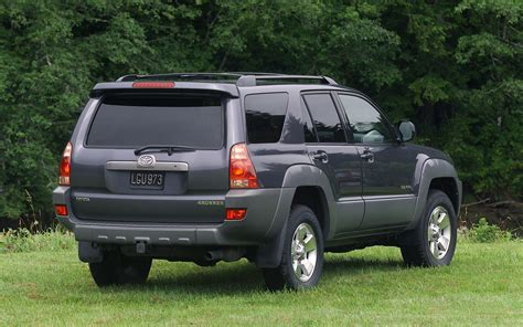 2003 Toyota 4runner by 2003 Toyota 4runner Information And Photos Momentcar