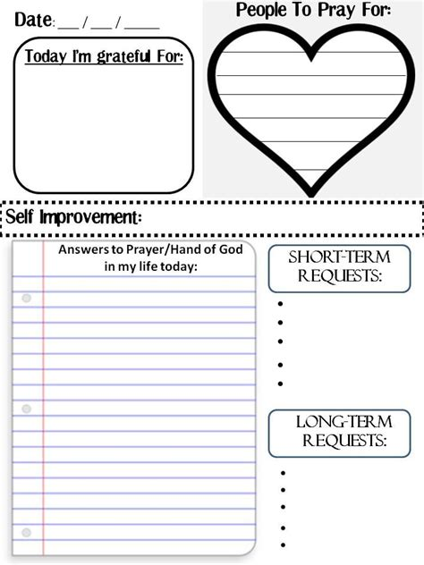 journal pages template journaling the barnprincess