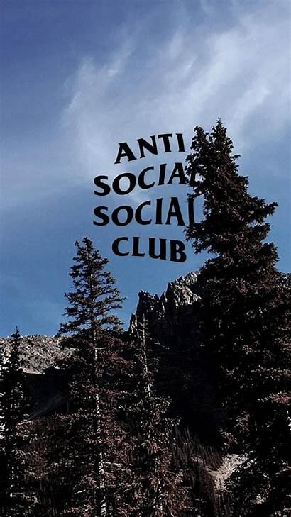 Anti Social Club Aesthetic Hypebeast Wallpapers Hype