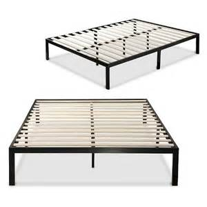 platform metal bed frame mattress foundation zin target