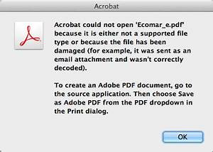 document geek a workaround when acrobat says a pdf is an With pdf document file type
