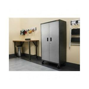 Rolling Garage Cabinets by Portable Storage Cabinet Rolling Garage Shop Box Heavy